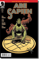 Abe Sapien: Dark & Terrible 3