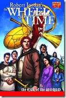 R Jordan Wheel of Time Eye o/t World 35