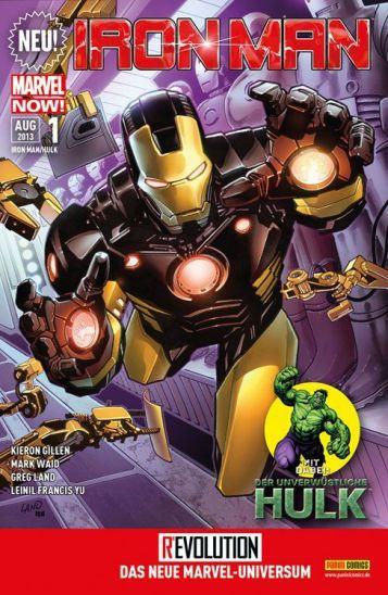 Iron Man/Hulk 1