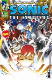 Sonic Comic 3