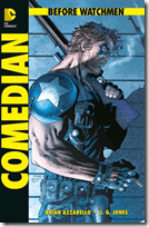 Before Watchmen: Comedian (HC)