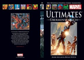 Hachette Marvel Collection 9: Ultimates – Übermenschlich