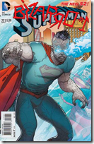 Superman 23.1 Bizarro