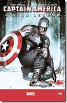 Captain America: Living Legend 2