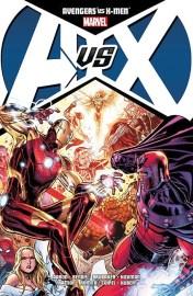 Avengers VS. X - Men Paperback HC