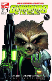Guardian of the Galaxy 1: Space Avengers (Variant)