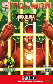 Iron Man/Hulk Heft 7