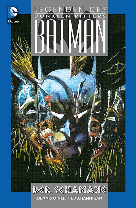 Batman – Legenden des Dunklen Ritters: Der Schamane SC
