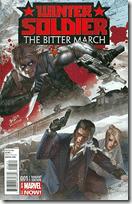 Winter Soldier: Bitter March 1