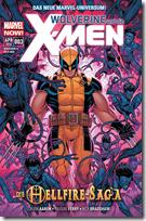 Wolverine & Die X-Men Sonderband 3: Die Hellfire-Saga