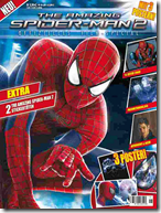 Marvel Movie Magazin: Amazing Spider-Man 2 - Rise of Elektro