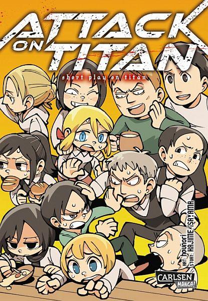 Attack on Titan - Short Play