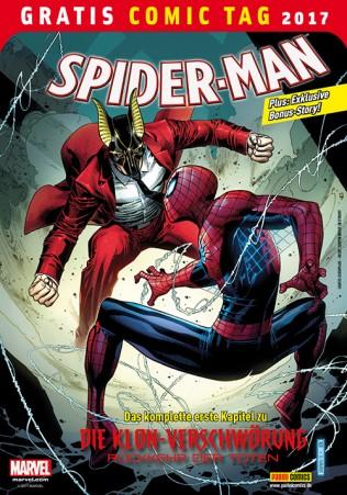 SPIDER-MAN: DIE KLON-VERSCHWÖRUNG – RÜCKKEHR DER TOTEN PANINI COMICS