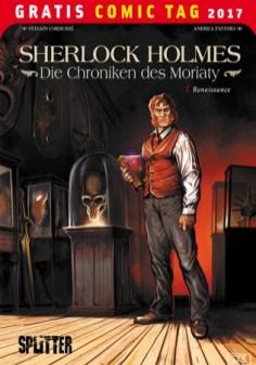 SHERLOCK HOLMES: DIE CHRONIKEN DES MORIATY SPLITTER