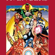 Hachette Rote Marvel Collection 1: Die Avengers: Rächer sammeln