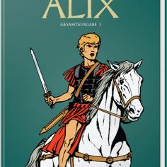 Alix von Jacques Martin – Gesamtausgabe 01