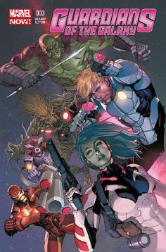 Guardians of the Galaxy Special 2 (von 3)