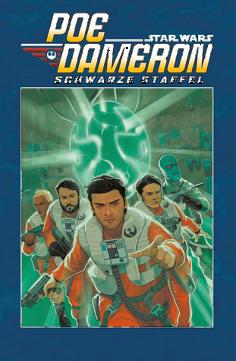 Star Wars: Poe Dameron: Schwarze Staffel HC