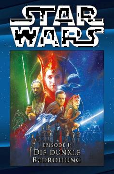 Star Wars Comic-Kollektion 20: Episode I: Die dunkle Bedrohung