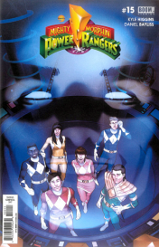 MIGHTY MORPHIN POWER RANGERS #15