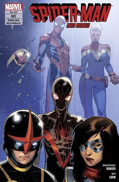 Spider-Man: Miles Morales (All New 2016) 2: Im Schatten