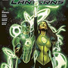 Green Lanterns (Rebirth) 3: Die Phantom-Lantern