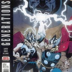 Generations: The Mighty Thor & The Unworthy Thor #1
