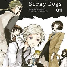 Bungo Stray Dogs - Band 1