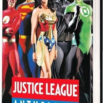 Justice League: Anthologie HC