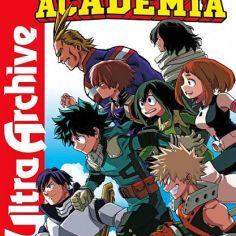 My Hero Academia - Ultra Archive
