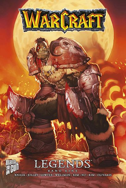 Warcraft: Legends 1 & 2