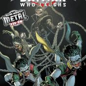 BATMAN WHO LAUGHS #1 (METAL)