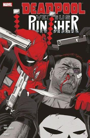 Deadpool vs. Punisher PB