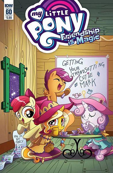 My Little Pony: Friendship Is Magic #60
