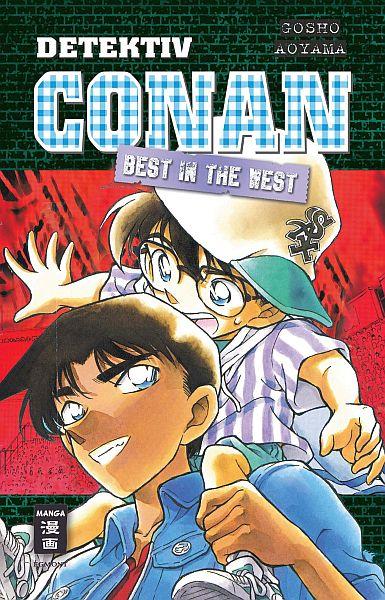 Detektiv Conan Best in the west (One-Shot)
