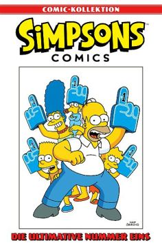 Simpsons Comic-Kollektion 1: Die ultimative Nummer Eins
