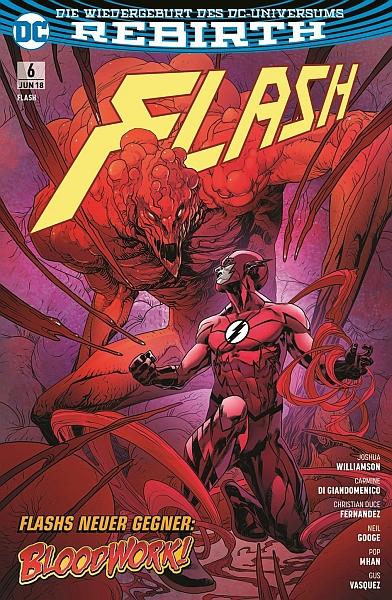 Flash (Rebirth) 6: Negativ-Flash