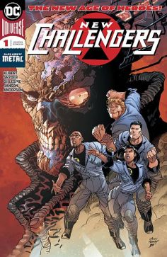 NEW CHALLENGERS #1 (OF 6)