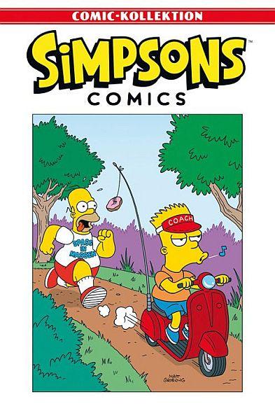 Simpsons Comic-Kollektion 4