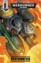 WARHAMMER 40000 DEATHWATCH #1 (OF 4)