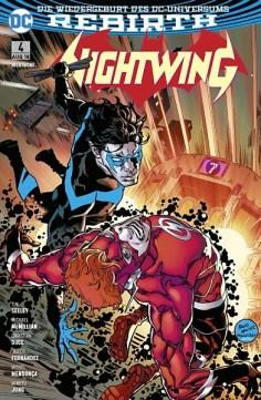 Nightwing (Rebirth) 4: Blockbuster