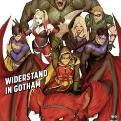 Batman Metal (Dark Days) Sonderband: Widerstand in Gotham