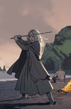 SWORD DAUGHTER #1