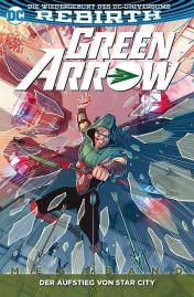 Green Arrow (Rebirth) Megaband 2: Der Aufstieg von Star City