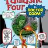 TB FANTASTIC FOUR VS DOCTOR DOOM #1