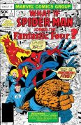 TB FANTASTIC FOUR WHAT IF? #1