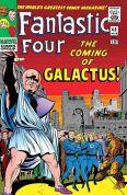 TB FANTASTIC FOUR COMING OF GALACTUS #1