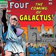 TB FANTASTIC FOUR COMING OF GALACTUS #1