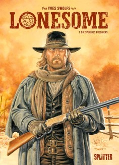 Lonesome 1: Die Spur des Predigers