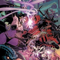 Deadpool (Brand New) 5: Bis dass der Tod uns scheidet HC